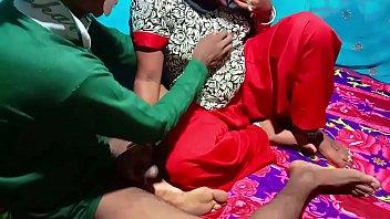 भारतीय चाची कट्टर कमबख्त सेक्स