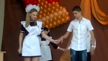 Upskirt russian school dance oops #10 - YouTube.MP4