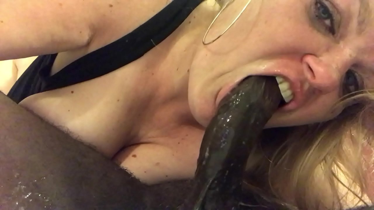 Blonde Bbc Double Penetration