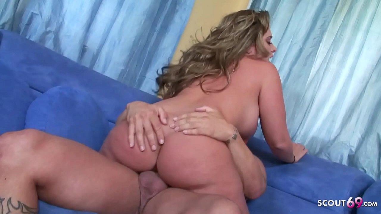 Big Ass Big Tits White Girl