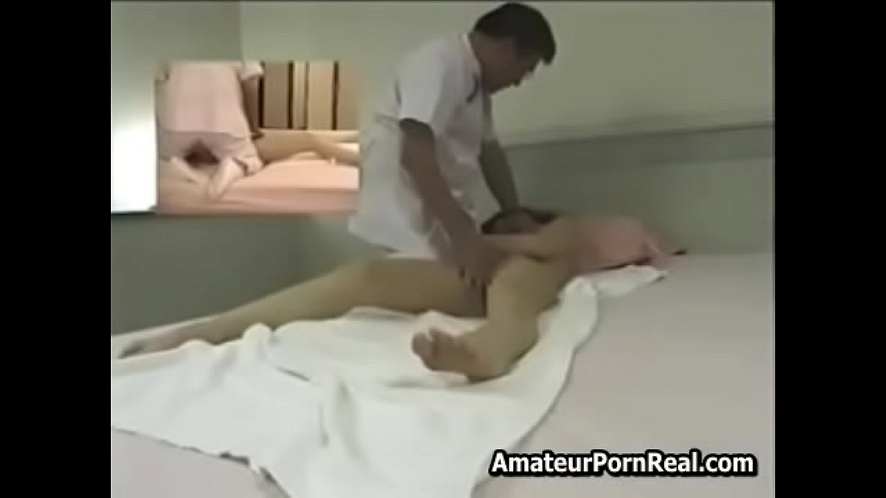 Massage Fuck Hidden Camera