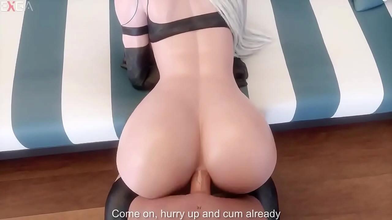 3d animation porn