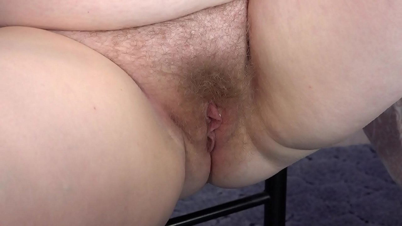 Webcam Hairy Teen Masturbation