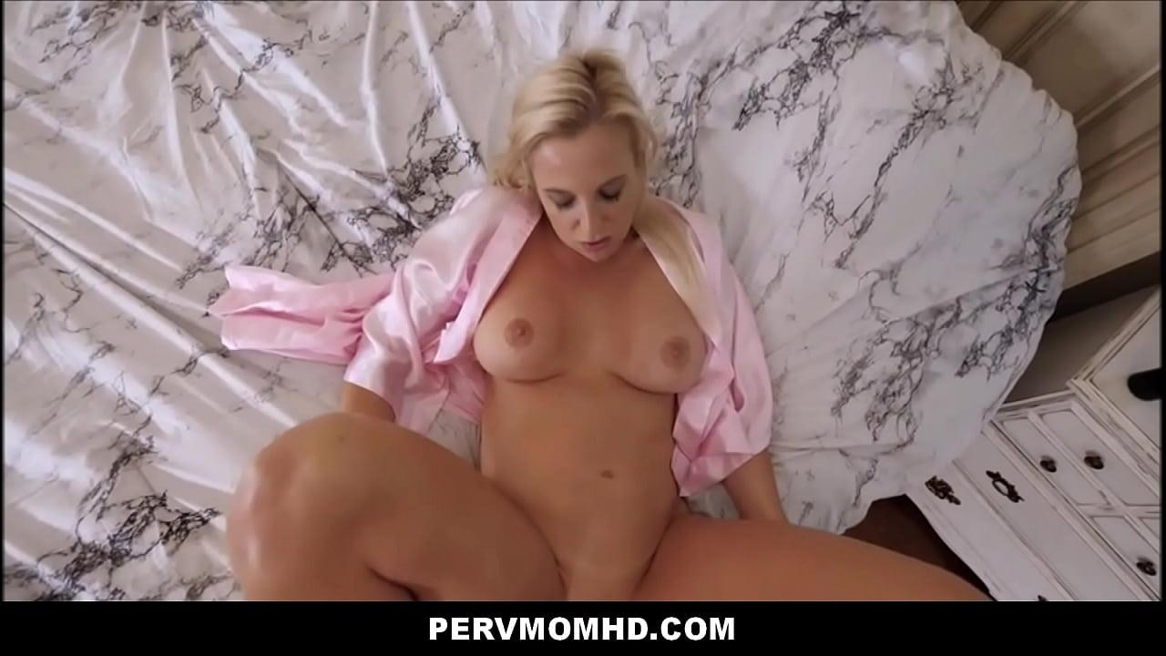 Blonde Milf Big Tits Solo