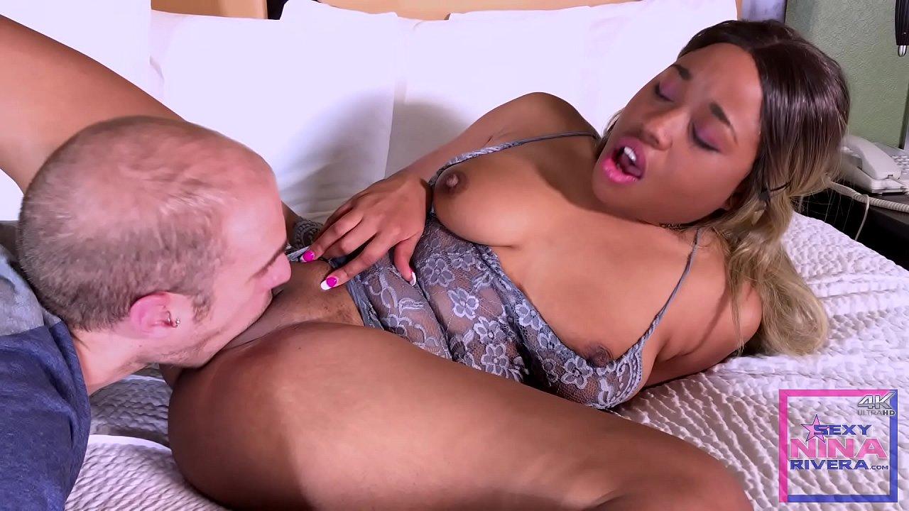 Ebony Amateur Dick Sucking