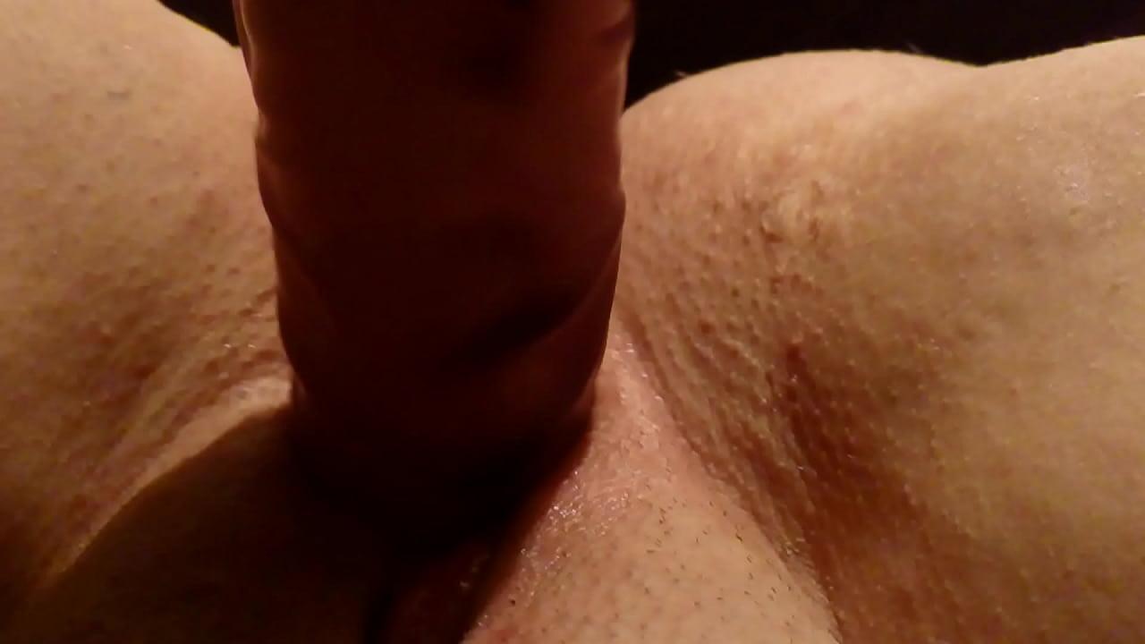 Small Tits Anal Dildo Ride