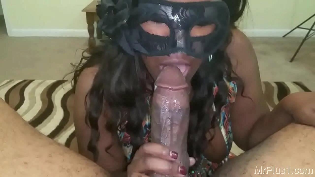 Ebony Sucking Dick Parking Lot