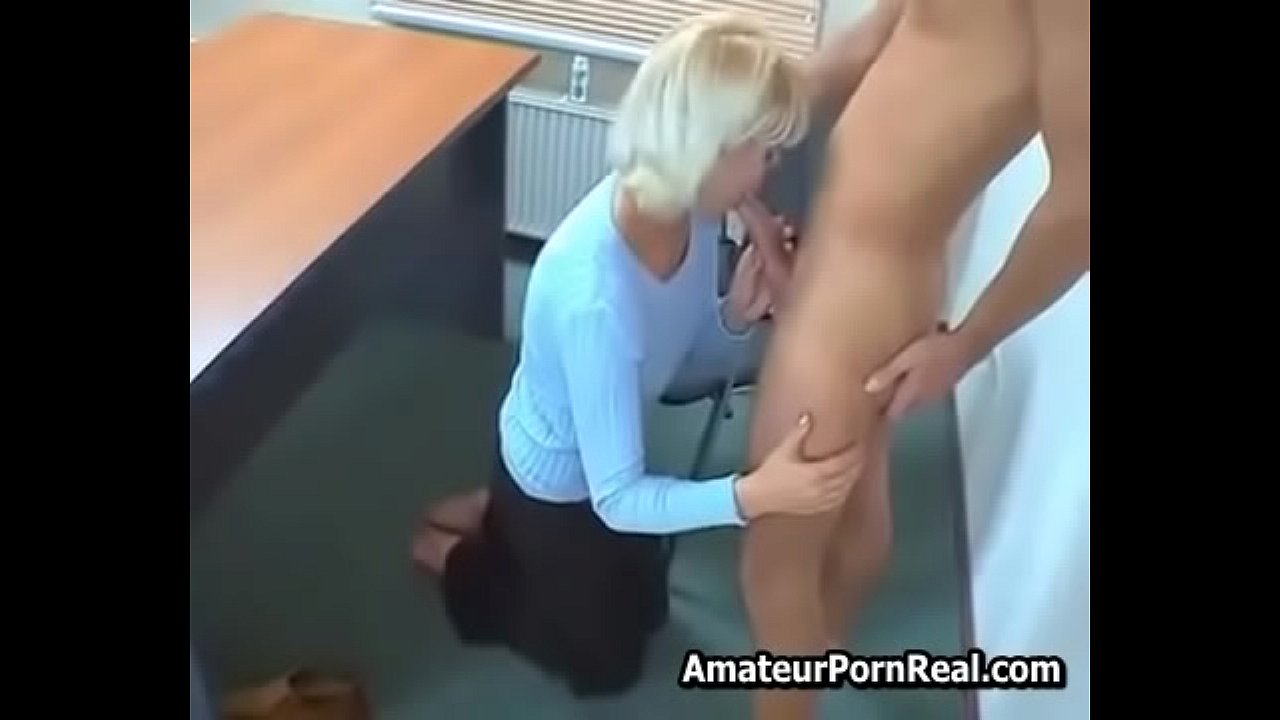 Real Young Amateur Couple