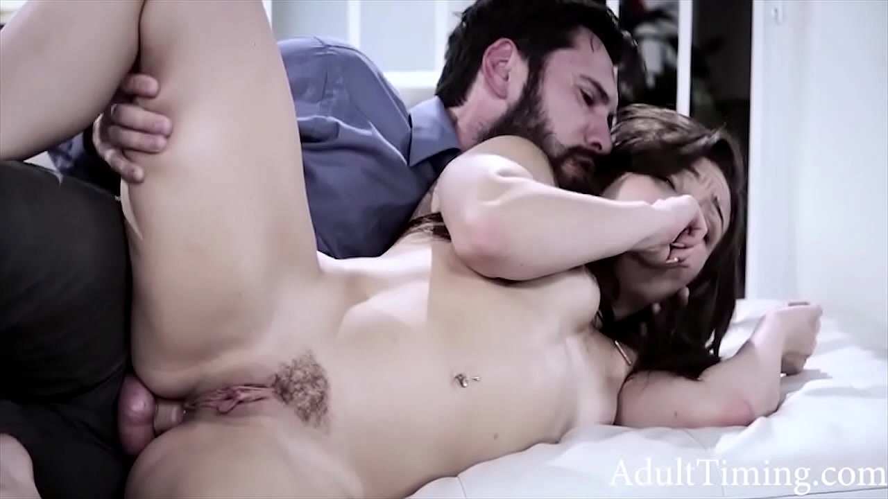 First Time Trying Painful Anal