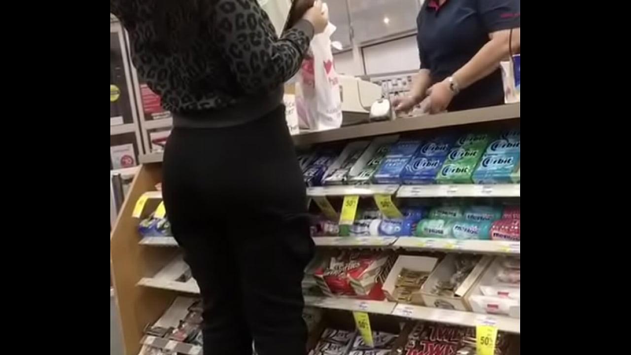 69 Con Leggins Porno black leggings at checkout at pharmacy - xnxx
