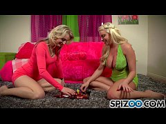 Intimate Lesbian - Britney Amber & Natasha Starr fuck each other hard