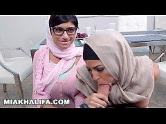 Mia Khalifa - Blowjob Compilation Video