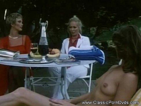 Vintage sex in cinema