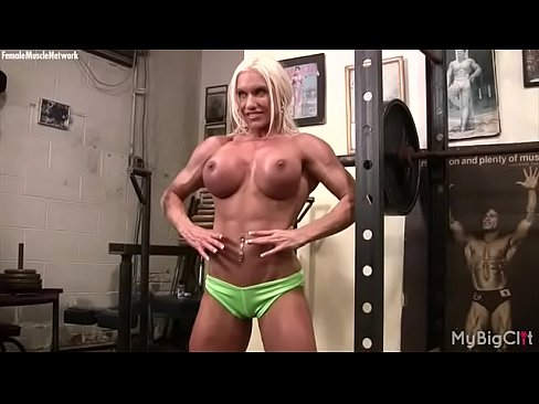 bodybuilders Sexy nakedfemale