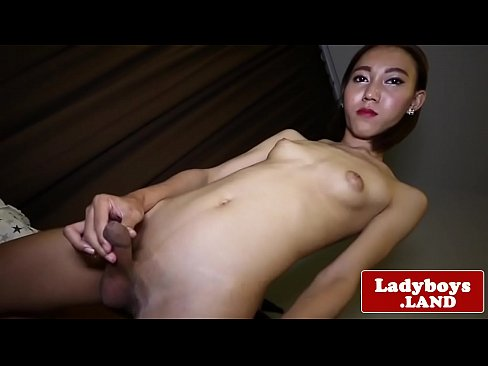 ready spread tender pussy handles dildo excited too with this