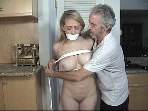Older women bound and gagged