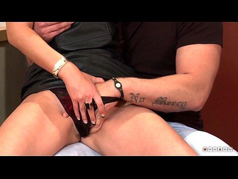 Big Black Dick Makes Pussy Cum