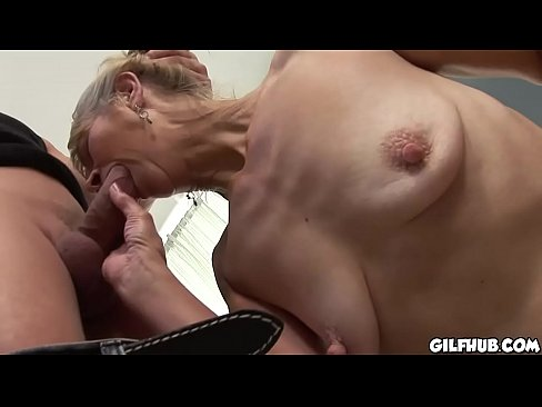 fucked an older woman I