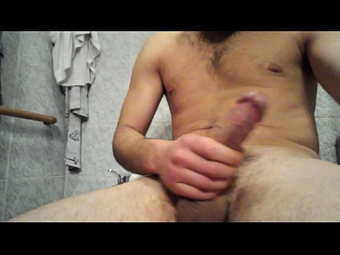 Monster White Cock Handjob