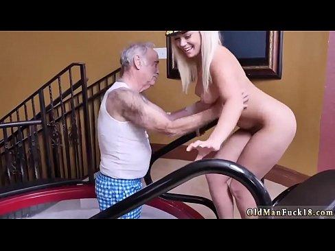 Older man suck on webcam