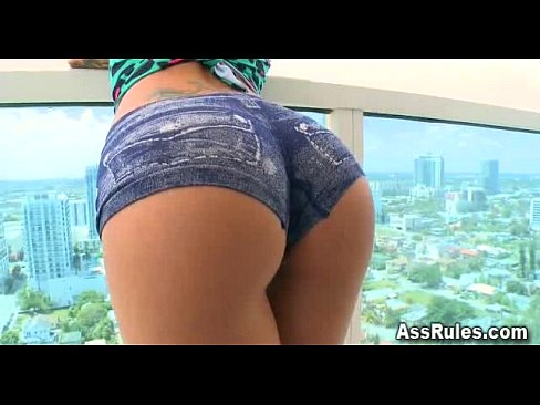 Hard anal ass pounding AssRules.com