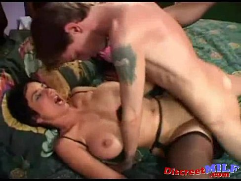 Was dick milf young does