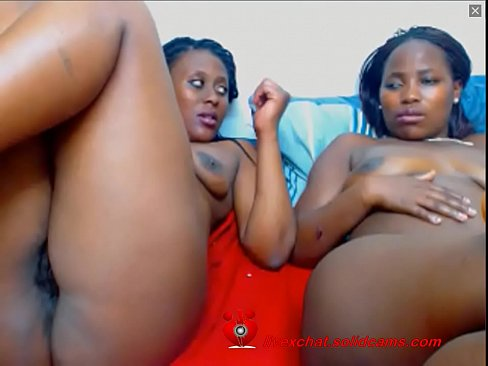 Black South African Webcam