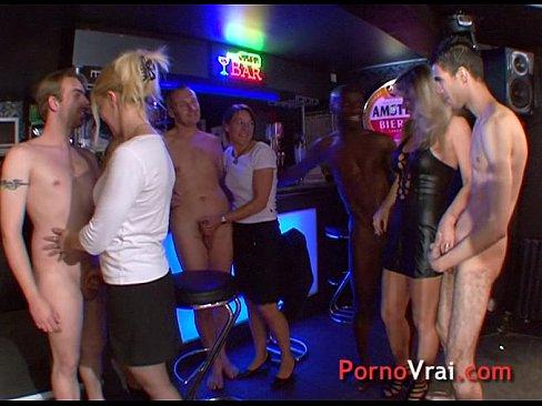 Orgie klub porno