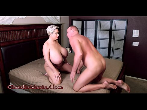 Mature couple having oral sex