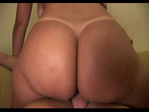 Big Booty Latina Creampie