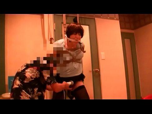 Jyosouko fujiko embarrassing bondage play