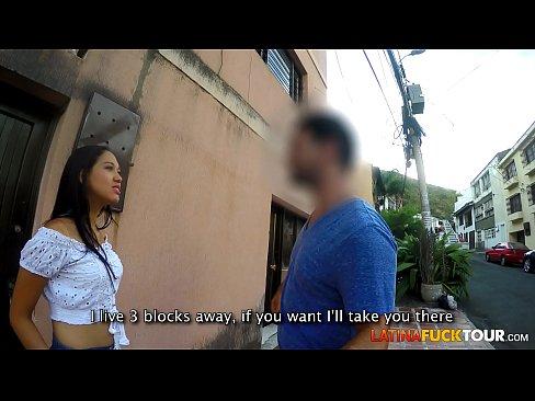 colombian amateur street porn