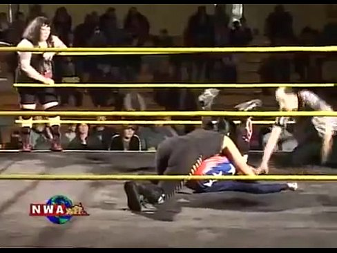 Mixed Extreme Sex Wrestling
