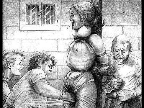 Evil Horror BDSM Artwork - XNXX COM