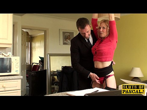 Submissive milf busty