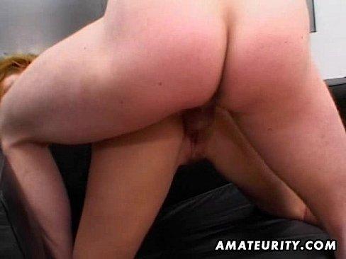 redhead amateur milf anal