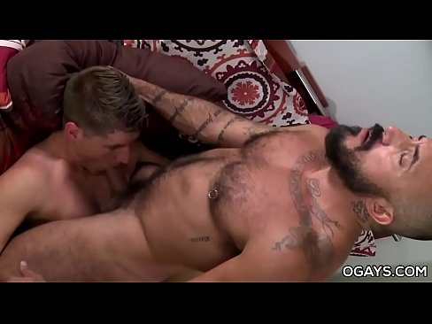 Dominating hung daddy