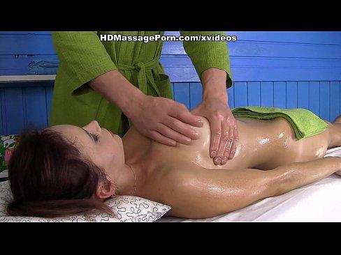 Molto private di massaggio, calda, Olivia scena 1