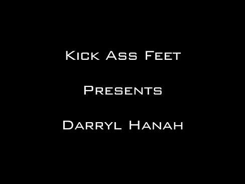 Darryl Hanah feet