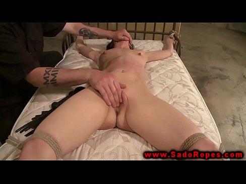 Blindfolded Tied Up Fucked