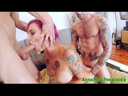 Anna bell takes two