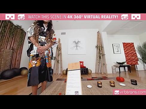 VRBTrans.com Sexy Asian TS fucks hard with you