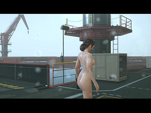 Mgs5 quiet nude mod