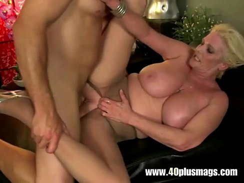 Mature pussy pierced