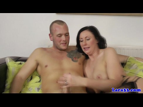 Milf Goes Crazy For Cock