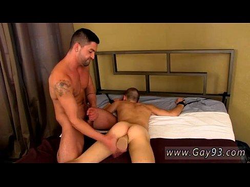 Mature gay seduction