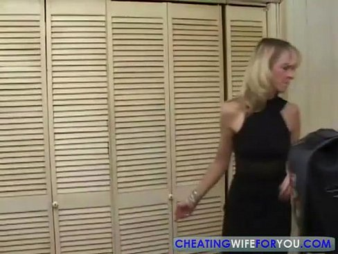Mature housewife get the fucking she desparately need