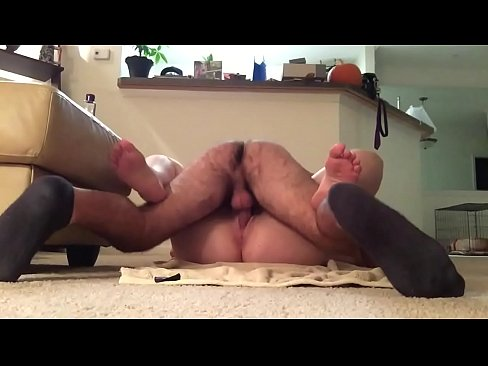 feet curling orgasms during missionary sex gif