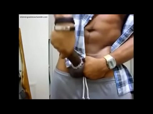 Synthesis of fat black cock cumshot p1