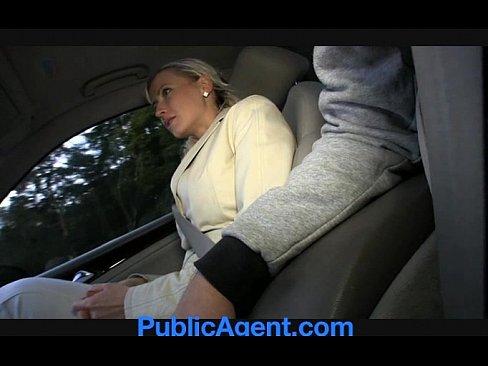 Public agent sex tube
